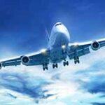 Звуки самолета