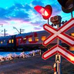 Звуки Железнодорожного переезда