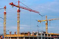 Звуки разрушений в строительных работах
