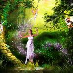 Перезон колокольчиков в лесу фей