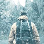 Звук снега и ветра