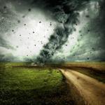 Звук торнадо и смерча