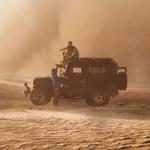 Звук ветра в пустыне