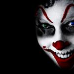 Злобный смех злого клоуна